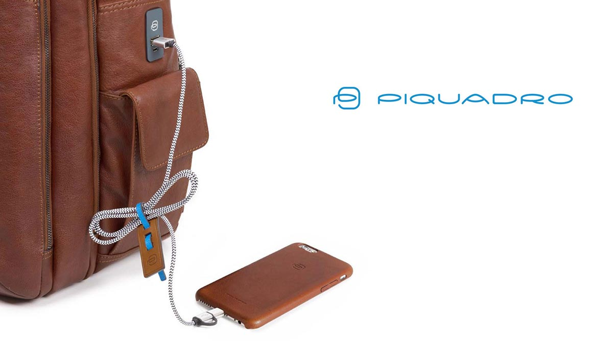 Piquadro BagMotic, new frontier of business bags